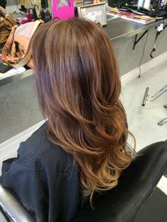 Beautiful rich light brown for summer