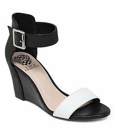 Vince Camuto Luciah Wedge Sandals #Dillards
