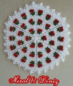 This post was discovered by Selma Birisik. Discover (and save!) your own Posts on Unirazi. Crochet Flower Tutorial, Crochet Flowers, Crochet Home, Knit Crochet, Crochet Dreamcatcher, Elsa, Diy And Crafts, Crochet Patterns, Embroidery