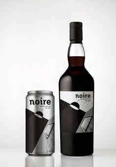 Noire Coffee (coffee liqueur) by OscarGuerrero Cañizares