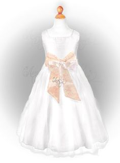 6fccee9080a Pearl White Sequin Sash Iridescent White Waist Pre-tied Bow for Flower Girl  Dresses Bridesmaids Bridal Dress dress Prom Events READY TO SHIP