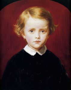 John Wycliffe Taylor -- John Everett Millais (1829 – 1896, English)