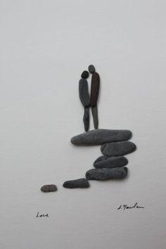 Good Ideas For You | Pebble Art