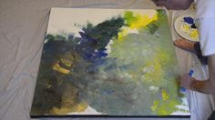 Making of Expression 0130, © Tekahem, 2015. More information: www.tekahem.com/... #Expression, #Tekahem, #Makingof, #Painting, #Peinture, #liveperfomance, #livepainting