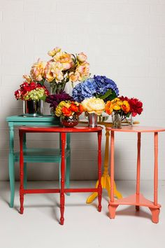 Colorful Side Table – Society Social
