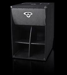 """Cerwin Vega: 18"""" Folded Horn Earthquake Bass System - My favorite"""