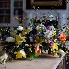 Flowers fill my heart #ponderosaworkshop