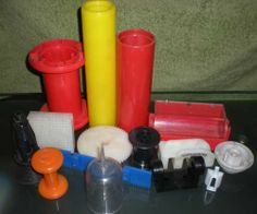 Various types of Molded Components