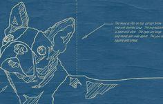 Original Decorating Idea for Canine Lovers: Dog Prints