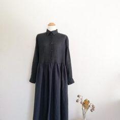 64e915de5f6ea  ハンドメイド 大人のナチュラルなワンピース♪ラミーリネン - ハンドメイド洋裁ブログ  yanのてづくり手帖-簡単大人服・子供服・小物の無料型紙と作り方-
