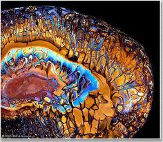 Beautiful Australian Opal Rock