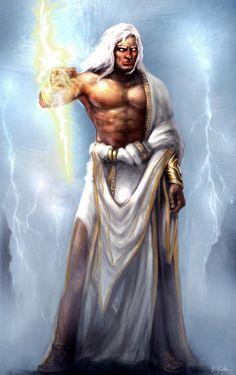 Zeus - oppergod