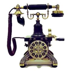 Presidente Epitácio Antigo e Atual.: Telefone Antigo...