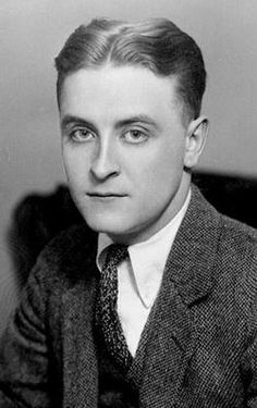 F. Scott Fitzgerald (1896-1940) was a well-known author who lived in Baltimore while his wife was a patient at Johns Hopkins Hospital. He wrote The Great Gatsby, Tender is the Night, and several other popular novels.