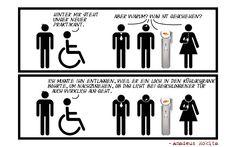 Comic No. 0128 - Haben wir nicht alle einmal versucht zu testen, ob das Licht im Kühlschrank bei geschlossener Tür an bleibt?