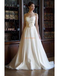 Schönste Moderne Hochzeitskleider aus Organza