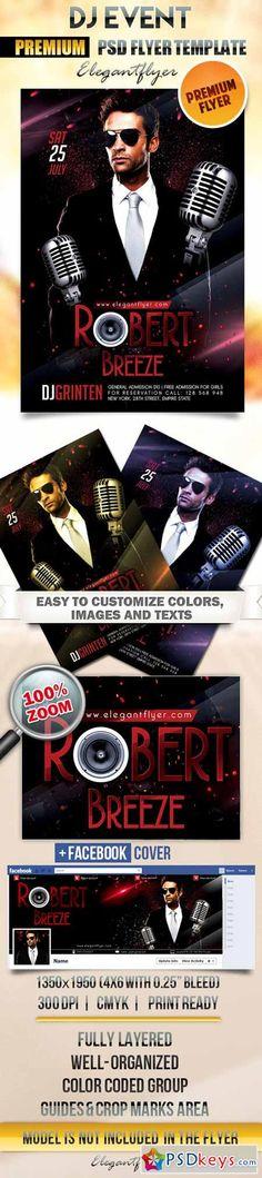 Flyer Samples For An Event The Hands Scene Creator Designer Kit 669857  Psd  Pinterest