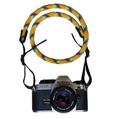 Buy Climbing Rope Camera Strap from Bear & Bear. Shop securely online now.