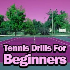 3 Exceptional Tennis Drills for Beginners...  http://www.besttennisdrills.com/tennis-drills-for-beginners/  #tennis #drills #sports