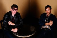 Article: Patrick Carney is right. Pictured: Patrick Carney and Dan Auerbach of The Black Keys