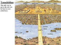 Image result for tenochtitlan plaza