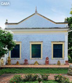 Ariano Suassuna: CASA CLAUDIA visitou a casa em que o escritor morou - Refúgio povoado de lembranças carinhosas