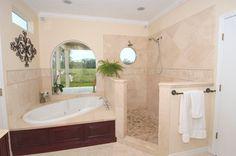 Travertine Bathroom Tiles - traditional - bathroom tile - london - by Tiles Travertine Ltd