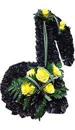 Gamepad Artificial Silk Funeral Flowers Control pad X-Box Tribute Memorial Dad