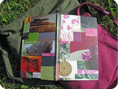 altered moleskine planner by T.Tally, via Flickr