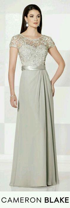 Abendkleid 29580 Arsene, Chiffon bestickt | Abendmode Abendkleider ...