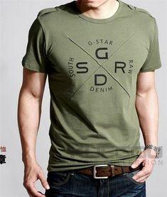 Men G-STAR M-XXL T-Shirt - 0063