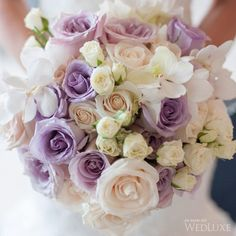 WedLuxe– Lavender Daydream | Photography By: Krista Fox Photography Follow @WedLuxe for more wedding inspiration!