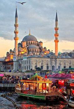 Istanbul, Turkey. I WILL GO SOMEDAY, I PROMISE