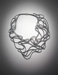 """patternprints journal: PRECIOUS PATTERNS AND MOTIVES INTO """"ZIPPER JEWELRY"""" BY KATE CUSACK"""