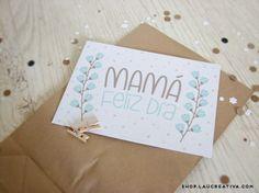 Set de regalo ·Día de la Madre· http://shop.laucreativa.com/product/set-de-regalo-dia-de-la-madre