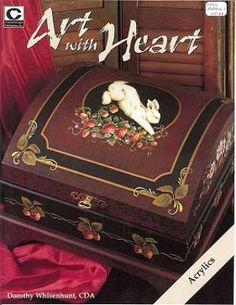 artist dorothy whisenhunt   Art with Heart