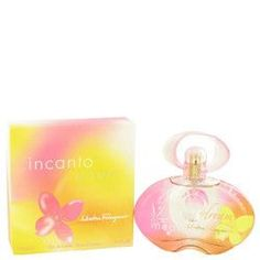 Incanto Dream by Salvatore Ferragamo Eau De Toilette Spray (Golden Edition) 3.4 oz (Women)