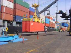 Transporte marítimo de contenedores a nivel internacional
