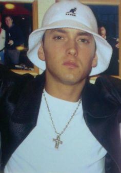 Em and that cross ♡
