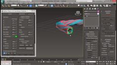 Maxscript spline rope and spline fiber | CG Tutorials library