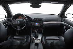 2002 BMW M5 (E39) Interior