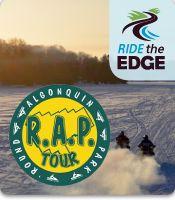 Round Algonquin Park R.A.P Snowmobile Tour