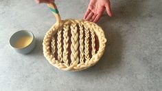 Watch: A Braided Crust Technique for Instagram-Perfect Pies - Eater