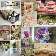 What Is Vintage Decor | Posts Tagged: vintage wedding decoration