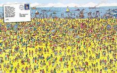 Wally Waldo by Martin Handford