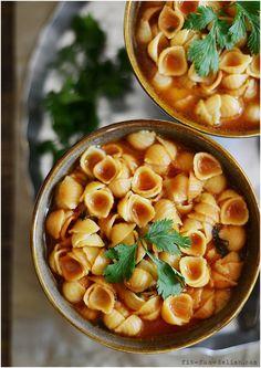 Sopa (Traditional Mexican Soup) » Fit, Fun & Delish!