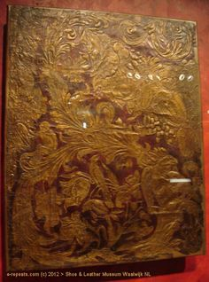 pattern gilt leather (1)