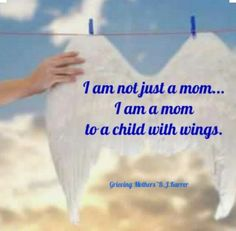Missing a child of any age. Missing my son so very much.