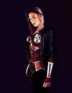 Batman Vs Superman Wonder Woman Costume Design For Gal Gadot Leaked?