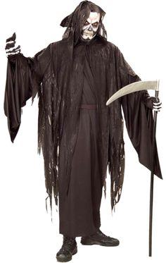 Grim Reaper Fancy Dress Outfit